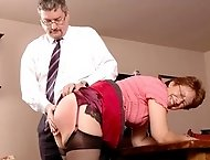 English Spankers